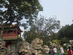 Le jardin impérial